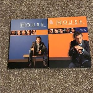 House dvd sets